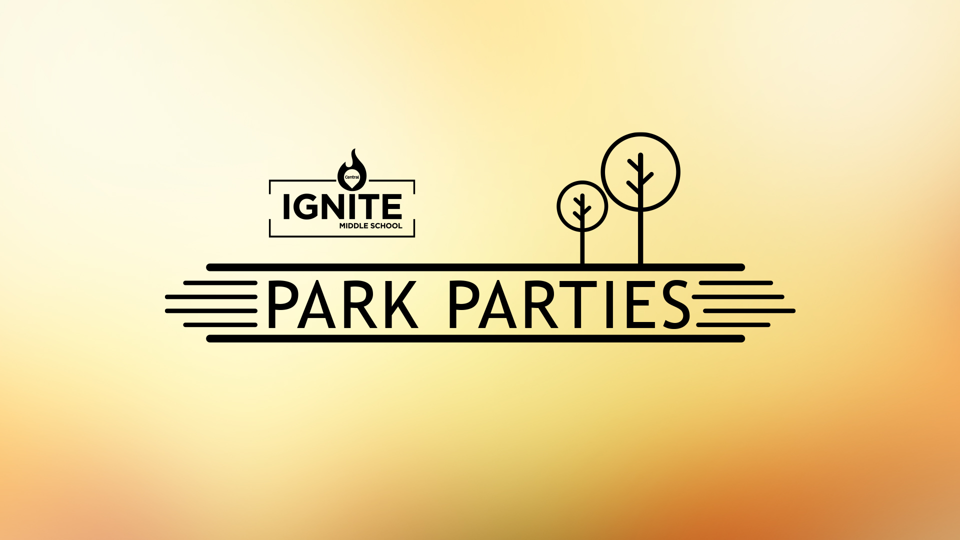 IGNITE Fall Park Parties