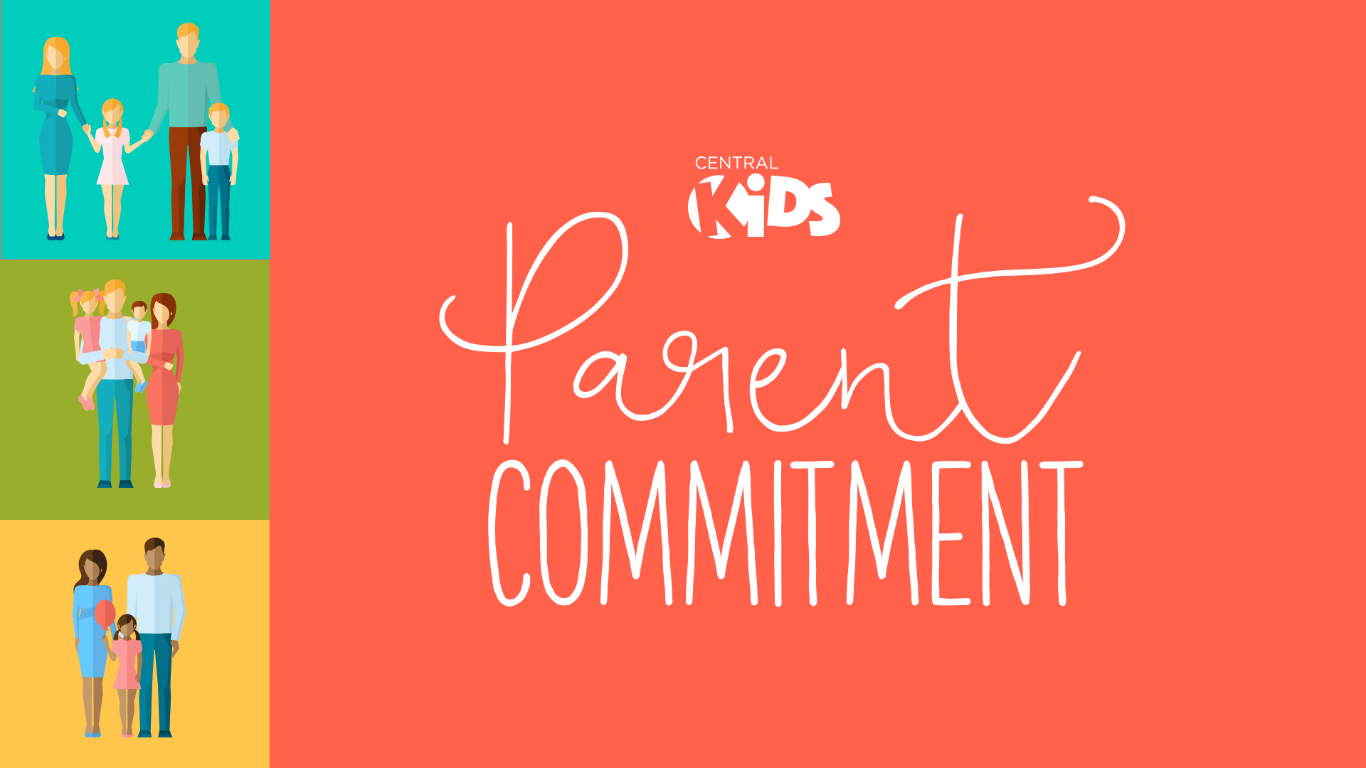 Parent Commitment Spring 2019