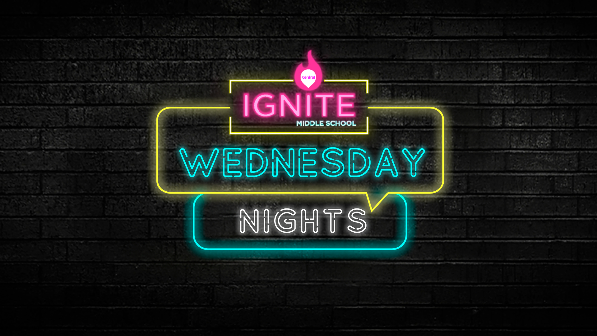 IGNITE Middle School Midweek